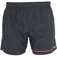 HUGO Copacobana Line Logo Black Swim Shorts