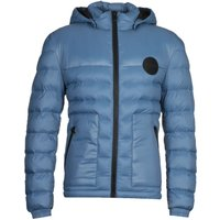 HUGO Balin Blue Quilted Jacket