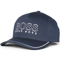 Boss Novel Navy Logo Cap