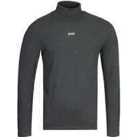 BOSS Grey Rollneck Sweater