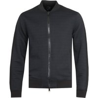 Armani Exchange Navy Zip Sweat