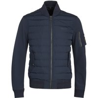 Belstaff Navy Mantle Jacket