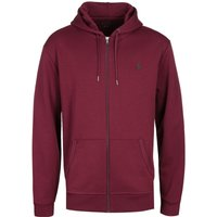 Polo Ralph Lauren Burgundy Red Tech Fleece Hoodie
