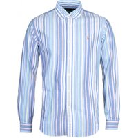 Polo Ralph Lauren Blue Multi Stripe Shirt