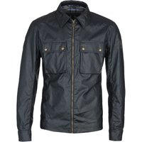 Belstaff Dunstall Navy Waxed Jacket