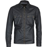 Belstaff Dunstall Black Waxed Jacket