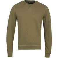 Belstaff Jarvis Padded Deep Forest Green Sweatshirt