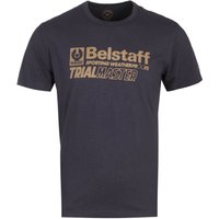 Belstaff Trialmaster Graphic Navy T-Shirt