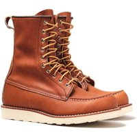 Red Wing 887 8 Inch Oro Legacy Leather Moc Boots