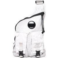 CP Company Stone Grey Lens Side Bag