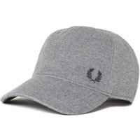 Fred Perry Pique Classic Grey Cap
