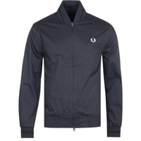 Fred Perry Dark Navy Tennis Bomber Jacket