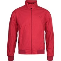 Fred Perry Made in England Rosso Harrington Jacket