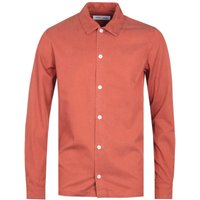 Samsoe & Samsoe Taka JX 11531 Orange Shirt