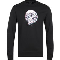 PS Paul Smith Black Skull Sweatshirt
