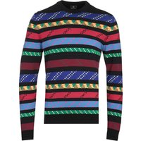 Paul-Smith-Multi-Pullover-Crew-Neck-Sweater