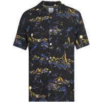 Paul-Smith-Mountain-Print-Short-Sleeve-Shirt