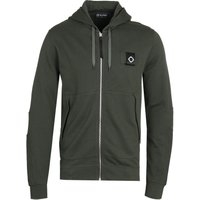 MA.Strum Training Full Zip Khaki Hoodie