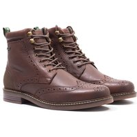 Barbour Seaton Brown Brogue Boots