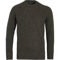 Barbour Netherton Forest Green Knitted Sweater