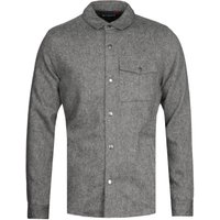 Barbour Swaledale Charcoal Overshirt
