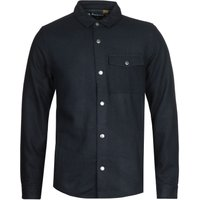 Barbour Swaledale Navy Overshirt
