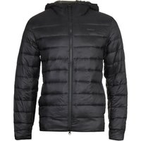 Barbour Benton Quilted Black Jacket