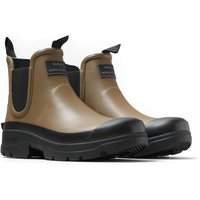 Barbour x Norse Projects Fury Olive Wellington Boots