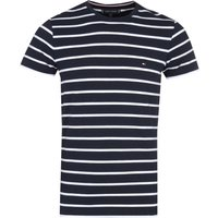 Tommy-Hilfiger-Stretch-Slim-Fit-Navy-TShirt