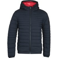 Tommy Hilfiger Quilted Hooded Navy Jacket
