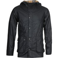 Barbour Made For Japan SL Bedale Navy Hooded Wax Jacket