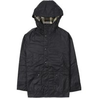 Barbour-Beadle-Wax-Sage-Hooded-Jacket