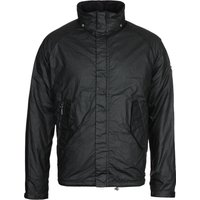Barbour Gold Standard Supa-Transporter Wax Black Jacket