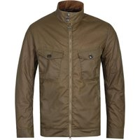 Barbour Weldon Olive Wax Jacket