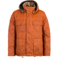 Barbour x Norse Projects Burnt Orange Ursula Wax Jacket