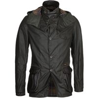 Barbour Gold Standard Supa-Commander Olive Wax Jacket