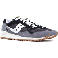 Saucony Shadow 5000 Navy & Grey Suede Trainers