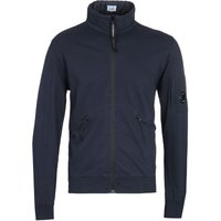 CP Company Arm Lens ZIp Through Navy Track Jacket