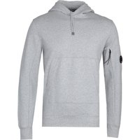 CP Company Classic Sleeve Lens Grey Pullover Hoodie