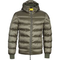 Parajumpers Pharrell Down Olive Jacket