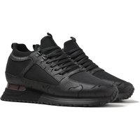 Mallet Black Camo Ink Diver Trainers
