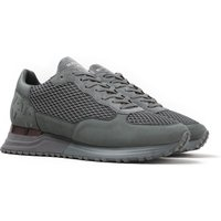 Mallet Popham Grey Trainers