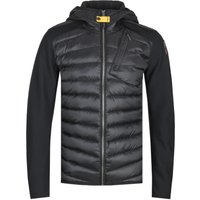 Parajumpers Nolan Black Zip Hooded Jacket
