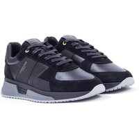 Android Homme Matador Kevlar Suede Trainers - Black