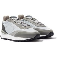 Android Homme Marina Del Ray Suede Ripstop Trainers - Grey