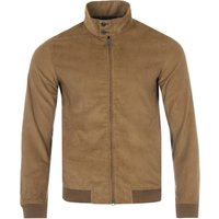 Barbour Royston Corduroy Casual Jacket - Brown