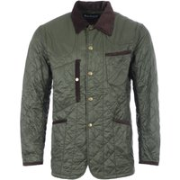 Barbour x Engineered Garments Staten Quilted Jacket - Olive