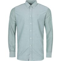 Barbour Oxford Tailored Fit Shirt - Green