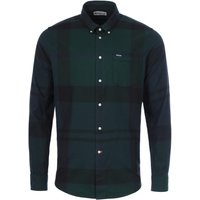Barbour Dunoon Tailored Fit Shirt - Black Watch