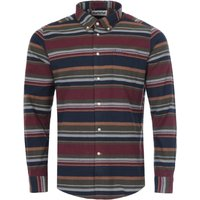 Barbour Cornhill Tailored Fit Shirt - Olive